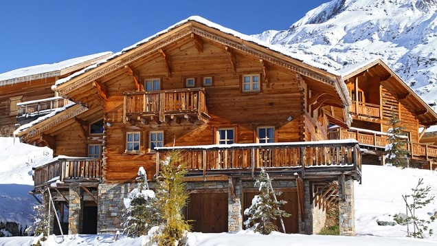 Chalet Mélusine in Alpe d'Huez
