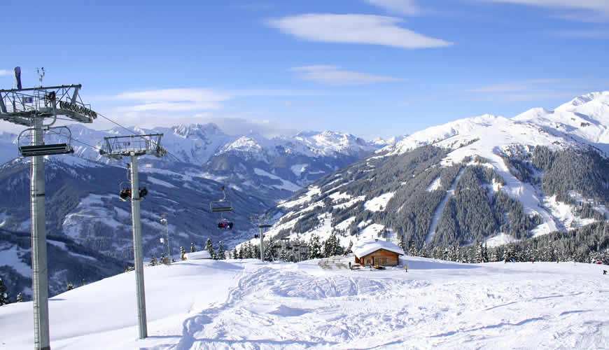 Wintersport in SkiWelt Wilder Kaiser-Brixental