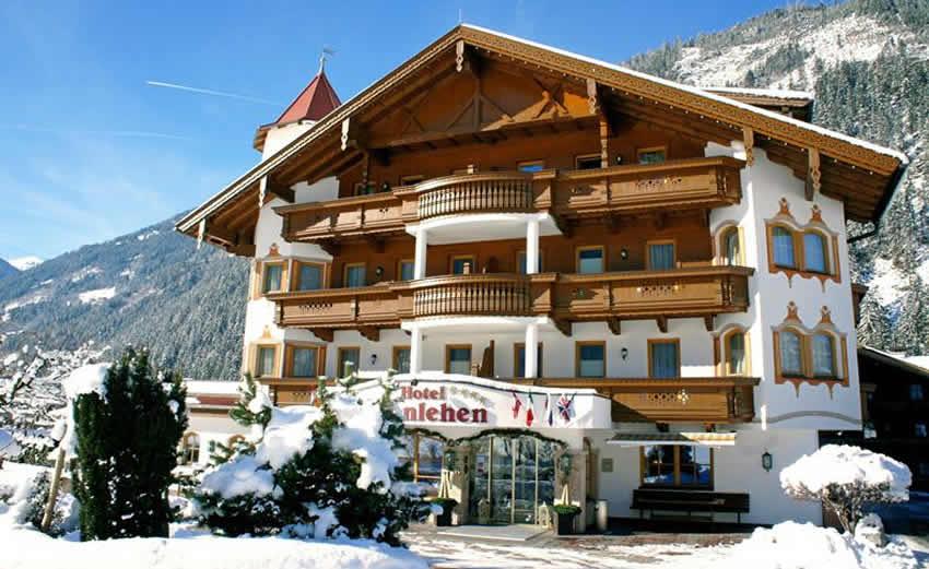 Hotel Edenlehen Mayrhofen