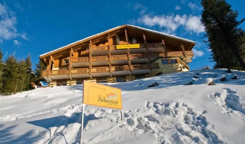 Hotel Zirbenhof Hoch Zillertal