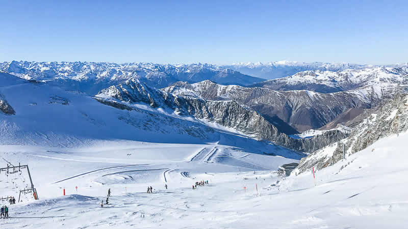 Wintersport Zillertal