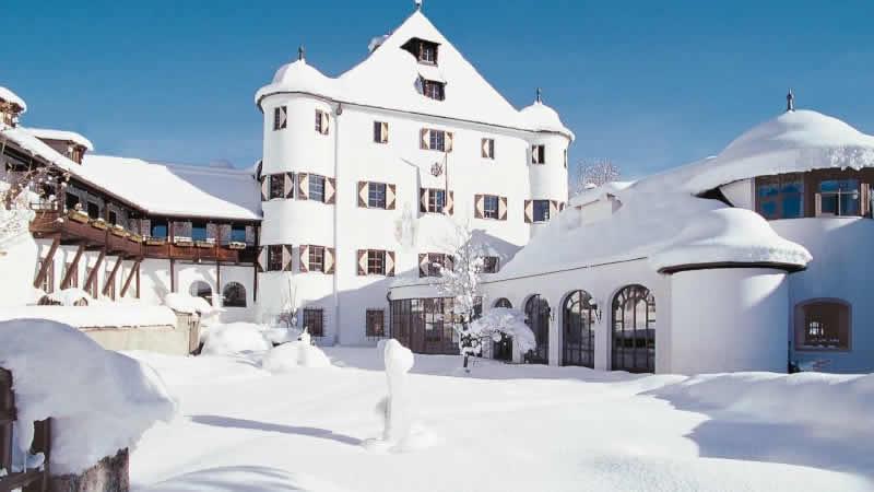 Hotel in Fieberbrunn
