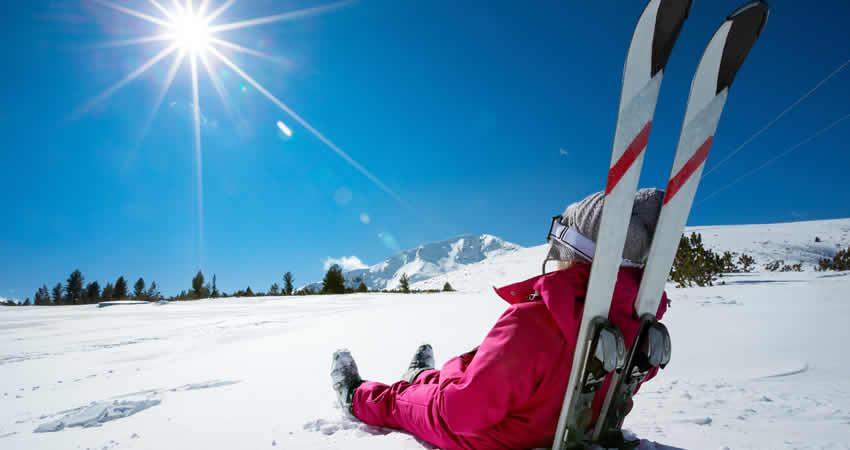 skien in april of mei