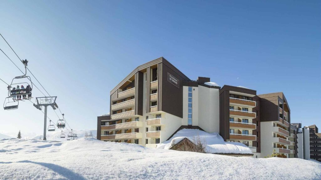 Wintersport in Alpe d'Huez