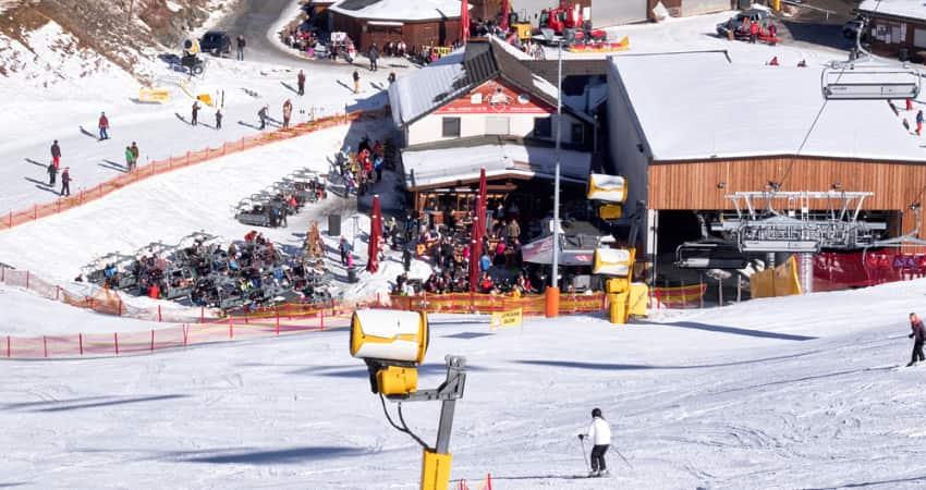 Skiën en snowboarden bij Winterberg
