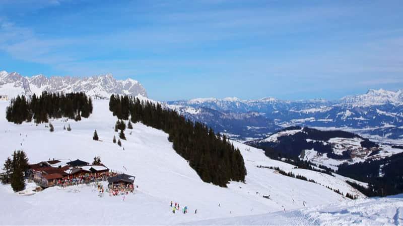 Westendorf, wintersport voor de hele familie